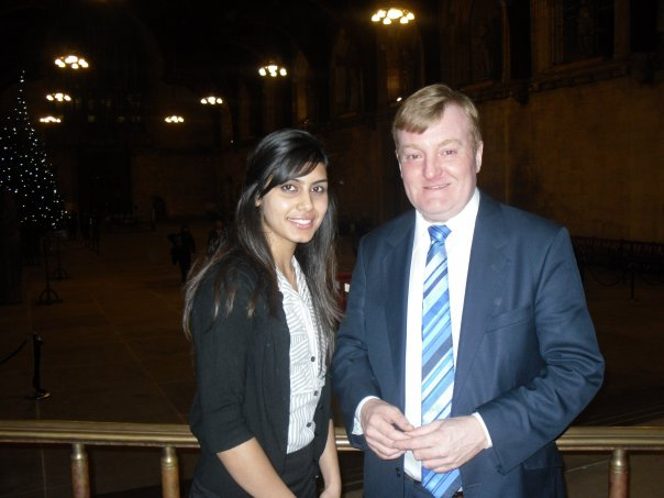 MP Charles Kennedy