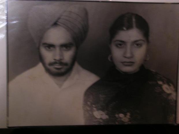 grandparents india